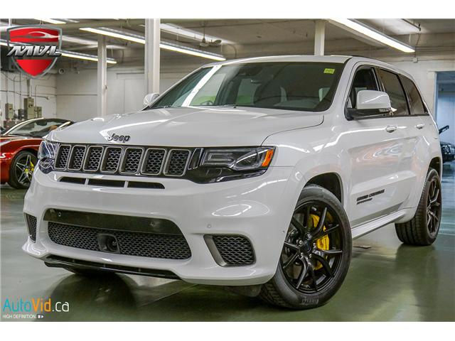 2018 Jeep Grand Cherokee Trackhawk (Stk: ) in Oakville - Image 1 of 49
