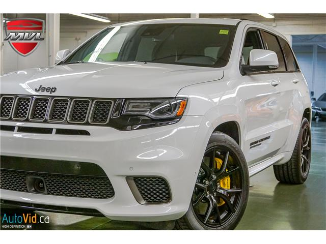 2018 Jeep Grand Cherokee Trackhawk (Stk: ) in Oakville - Image 2 of 49