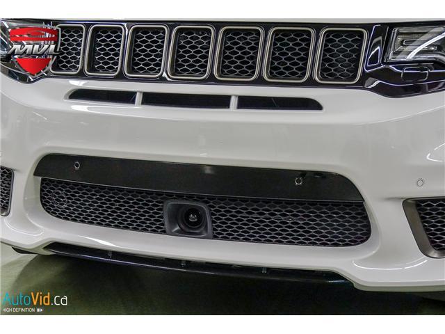 2018 Jeep Grand Cherokee Trackhawk (Stk: ) in Oakville - Image 4 of 49