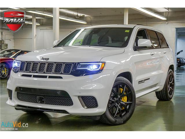 2018 Jeep Grand Cherokee Trackhawk (Stk: ) in Oakville - Image 9 of 49