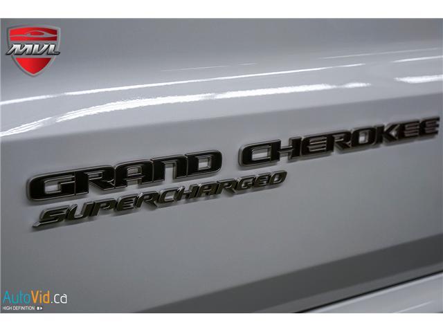 2018 Jeep Grand Cherokee Trackhawk (Stk: ) in Oakville - Image 10 of 49