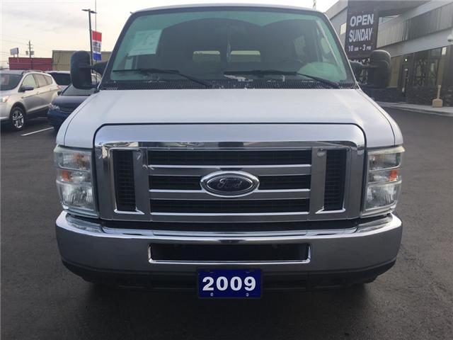 2009 Ford E-350 Super Duty XL (Stk: 18586) in Sudbury - Image 2 of 14