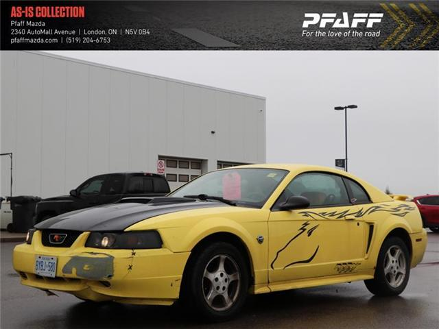 2003 Ford Mustang Base (Stk: MA1537B) in London - Image 1 of 1