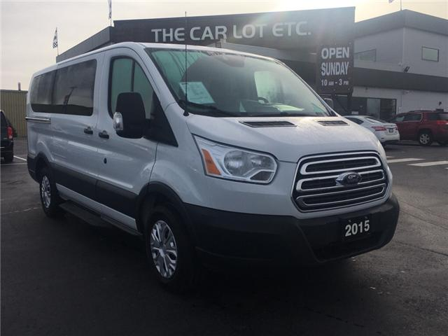 2015 Ford Transit-150 XL (Stk: 18542) in Sudbury - Image 1 of 13