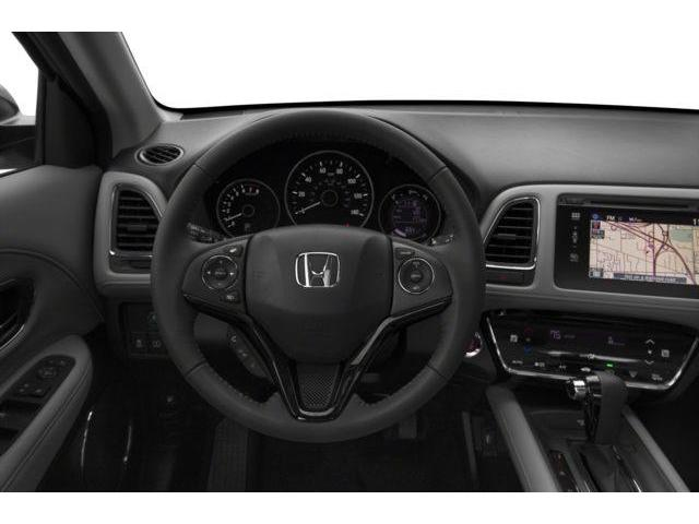 2018 Honda HR-V EX-L (Stk: 54332) in Scarborough - Image 4 of 9