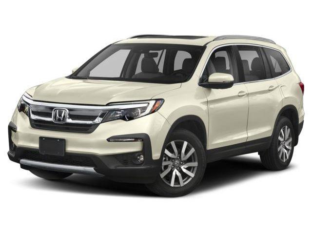 2019 Honda Pilot EX-L Navi (Stk: 56458) in Scarborough - Image 1 of 9