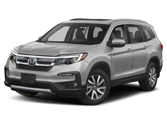 2019 Honda Pilot EX-L Navi (Stk: 56472) in Scarborough - Image 1 of 9