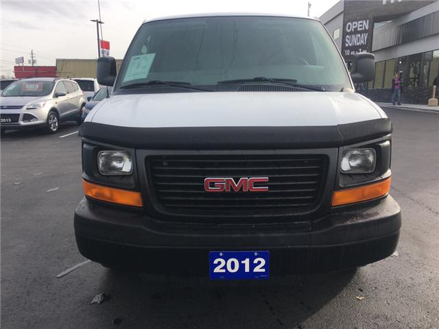 2012 GMC Savana 2500 Standard (Stk: 18545) in Sudbury - Image 2 of 13