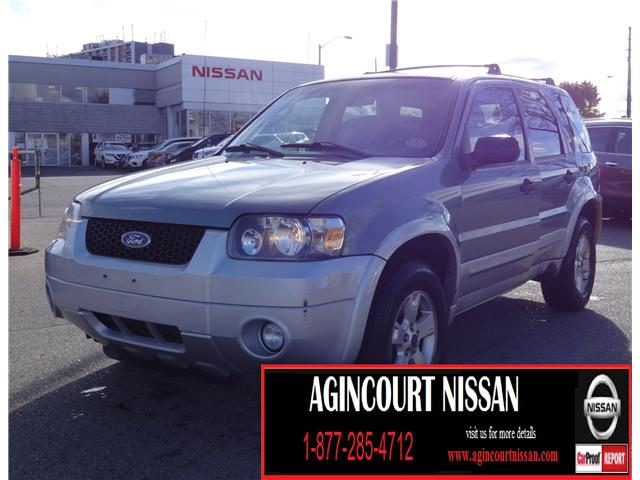 2007 Ford Escape XLT (Stk: JC834726B) in Scarborough - Image 1 of 13
