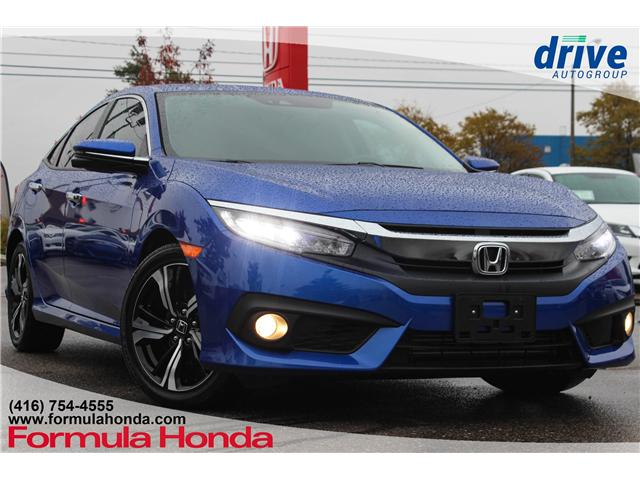 2018 Honda Civic Touring (Stk: 18-2199A) in Scarborough - Image 1 of 32