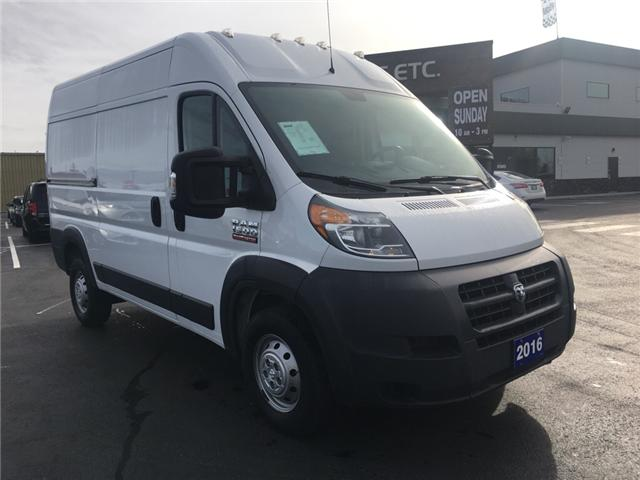 2016 RAM ProMaster 1500 Base (Stk: 18583) in Sudbury - Image 1 of 13