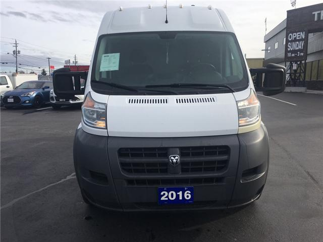 2016 RAM ProMaster 1500 Base (Stk: 18583) in Sudbury - Image 2 of 13