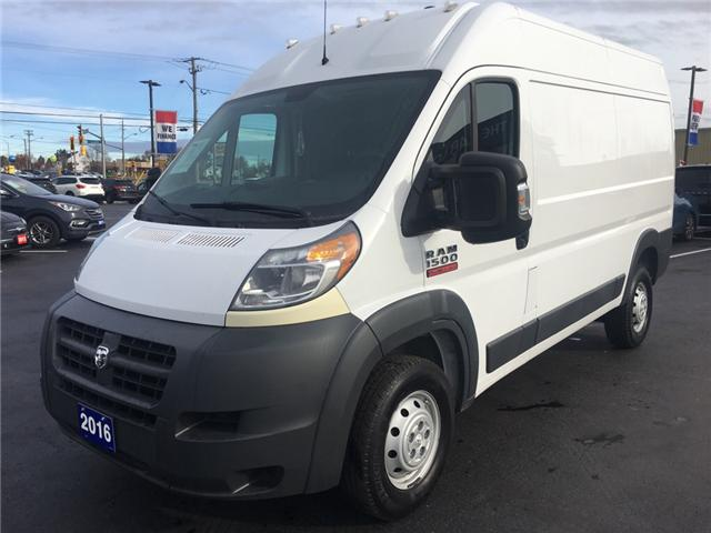 2016 RAM ProMaster 1500 Base (Stk: 18583) in Sudbury - Image 3 of 13