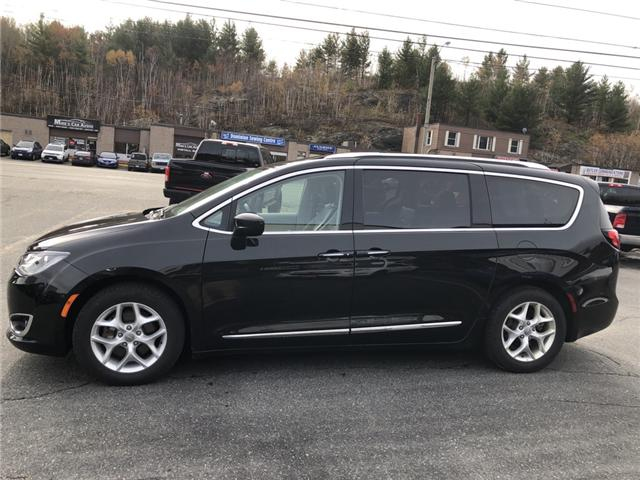 2018 Chrysler Pacifica Touring-L Plus (Stk: DF1534) in Sudbury - Image 3 of 21