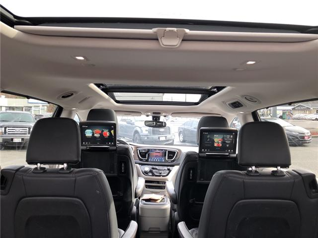 2018 Chrysler Pacifica Touring-L Plus (Stk: DF1534) in Sudbury - Image 9 of 21