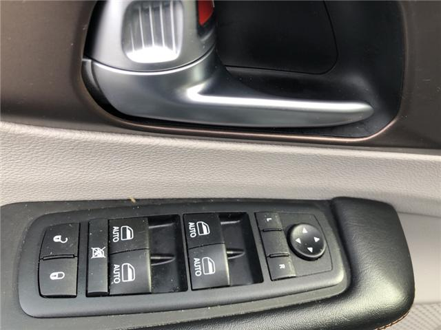 2018 Chrysler Pacifica Touring-L Plus (Stk: DF1534) in Sudbury - Image 11 of 21