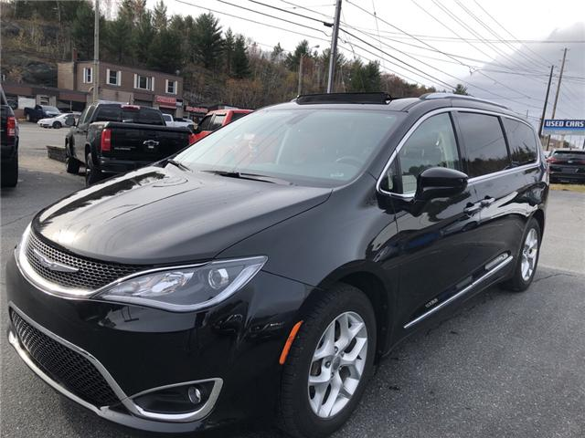 2018 Chrysler Pacifica Touring-L Plus (Stk: DF1534) in Sudbury - Image 13 of 21
