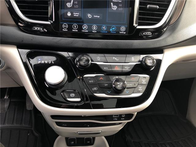2018 Chrysler Pacifica Touring-L Plus (Stk: DF1534) in Sudbury - Image 17 of 21
