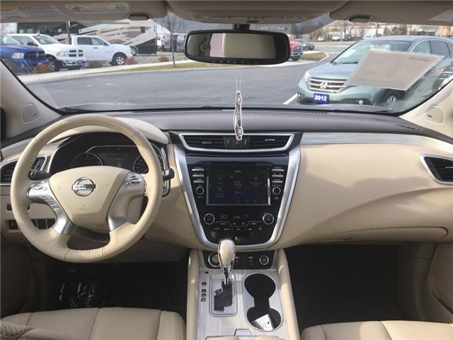 2016 Nissan Murano SL (Stk: 18590) in Sudbury - Image 11 of 15