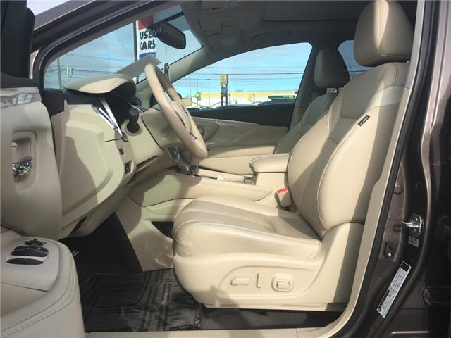 2016 Nissan Murano SL (Stk: 18590) in Sudbury - Image 12 of 15