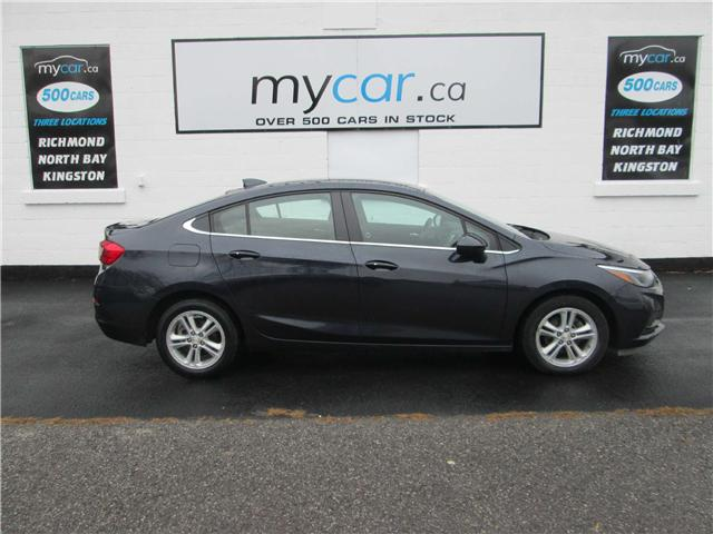 2016 Chevrolet Cruze LT Auto (Stk: 181631) in Richmond - Image 1 of 12