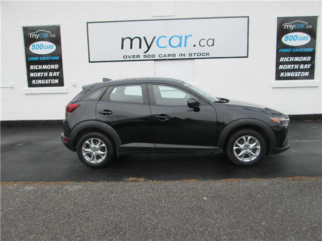 2016 Mazda CX-3 GS (Stk: 181621) in Richmond - Image 1 of 14