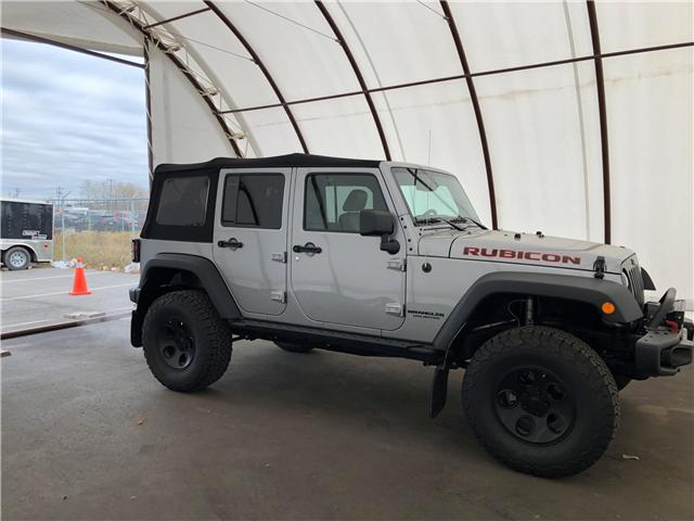 2017 Jeep Wrangler Unlimited Rubicon (Stk: 171321) in Thunder Bay - Image 1 of 9