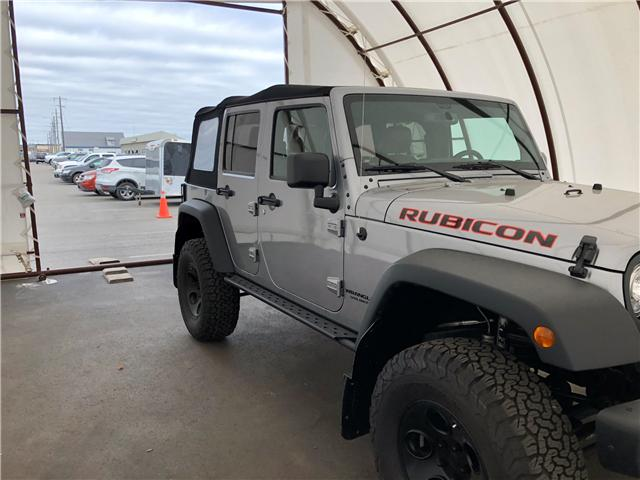 2017 Jeep Wrangler Unlimited Rubicon (Stk: 171321) in Thunder Bay - Image 2 of 9