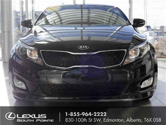 2014 Kia Optima LX (Stk: L900070A) in Edmonton - Image 2 of 16
