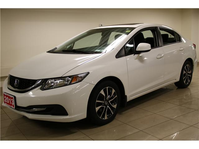 2013 Honda Civic EX (Stk: A18629B) in Toronto - Image 1 of 20