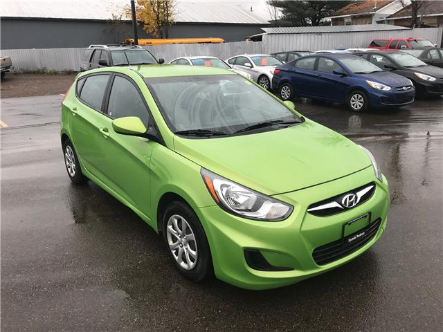 2014 Hyundai Accent GL (Stk: 18308-1) in Pembroke - Image 1 of 14