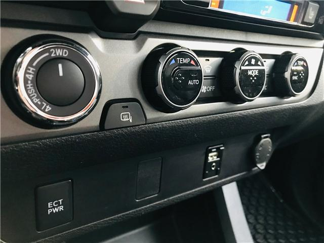 2017 Toyota Tacoma SR5 (Stk: EE896810) in Surrey - Image 24 of 30