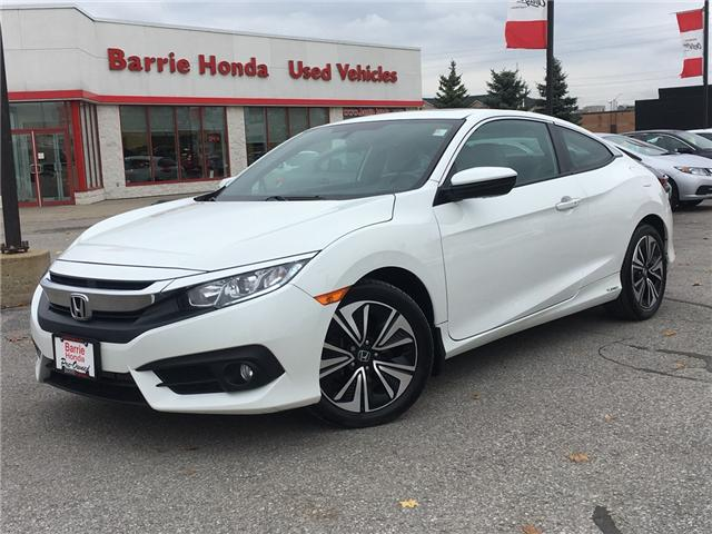 2017 Honda Civic EX-T (Stk: U17491) in Barrie - Image 1 of 17