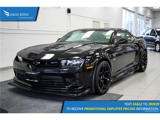 2015 Chevrolet Camaro Z/28 (Stk: 154219) in Coquitlam - Image 1 of 13