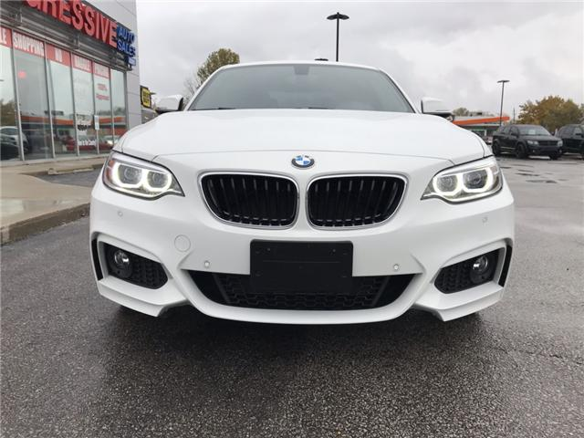 2017 BMW 230i xDrive (Stk: HV987063) in Sarnia - Image 2 of 26