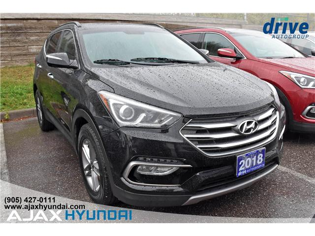 2018 Hyundai Santa Fe Sport 2.4 Base (Stk: P4001R) in Ajax - Image 1 of 25