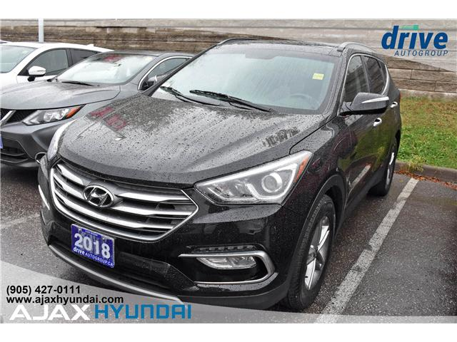 2018 Hyundai Santa Fe Sport 2.4 Base (Stk: P4001R) in Ajax - Image 2 of 25