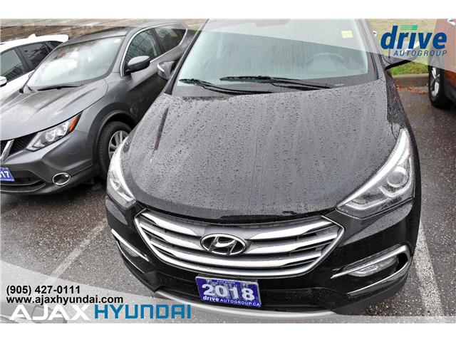 2018 Hyundai Santa Fe Sport 2.4 Base (Stk: P4001R) in Ajax - Image 3 of 25