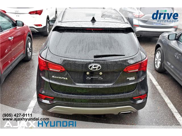2018 Hyundai Santa Fe Sport 2.4 Base (Stk: P4001R) in Ajax - Image 5 of 25