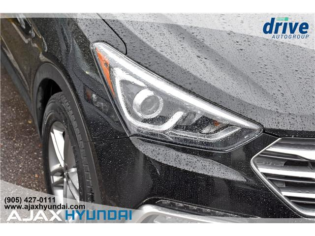 2018 Hyundai Santa Fe Sport 2.4 Base (Stk: P4001R) in Ajax - Image 9 of 25