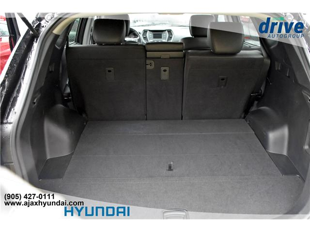 2018 Hyundai Santa Fe Sport 2.4 Base (Stk: P4001R) in Ajax - Image 14 of 25