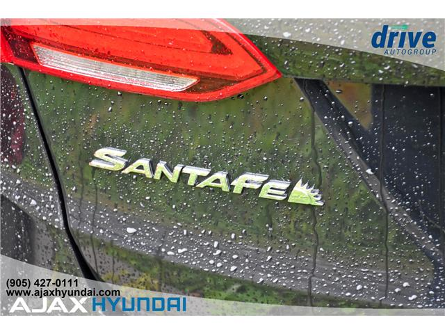 2018 Hyundai Santa Fe Sport 2.4 Base (Stk: P4001R) in Ajax - Image 15 of 25