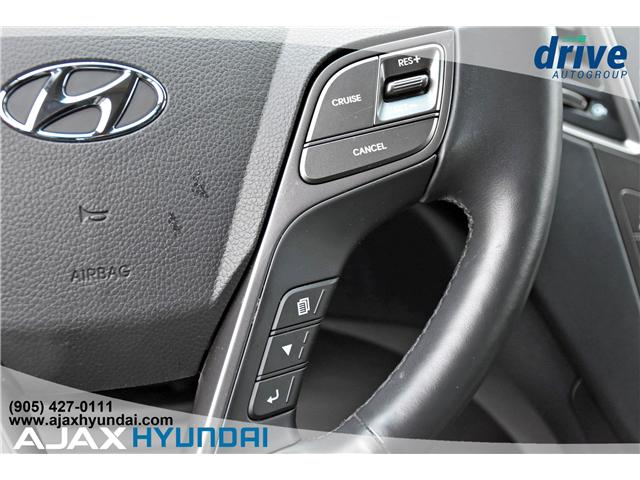 2018 Hyundai Santa Fe Sport 2.4 Base (Stk: P4001R) in Ajax - Image 22 of 25