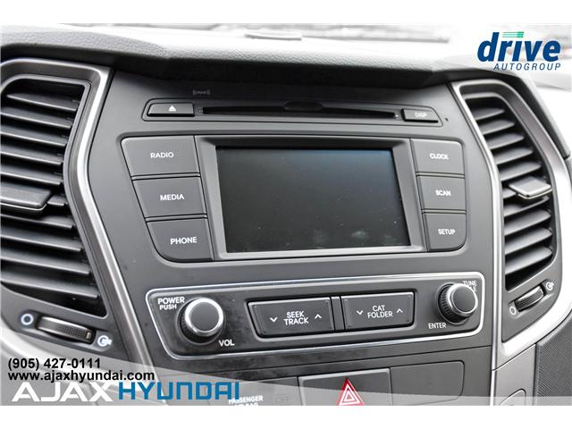 2018 Hyundai Santa Fe Sport 2.4 Base (Stk: P4001R) in Ajax - Image 23 of 25