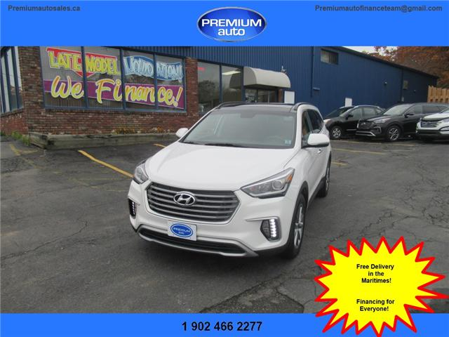 2017 Hyundai Santa Fe XL Luxury (Stk: 193291) in Dartmouth - Image 1 of 25