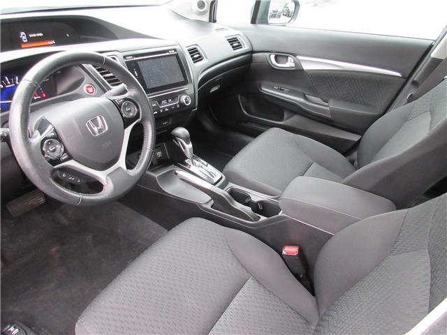 2015 Honda Civic EX (Stk: SS3237) in Ottawa - Image 2 of 7