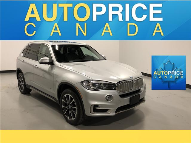 2017 BMW X5 xDrive35i (Stk: W9935) in Mississauga - Image 1 of 27