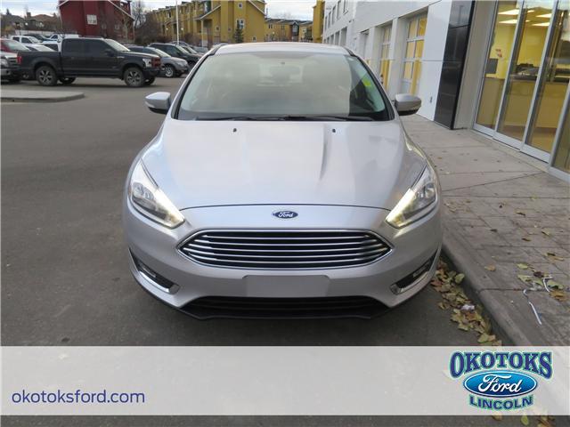 2018 Ford Focus Titanium (Stk: B83355) in Okotoks - Image 2 of 22