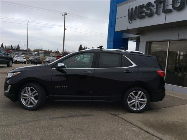 2019 Chevrolet Equinox Premier (Stk: 19T62) in Westlock - Image 2 of 24