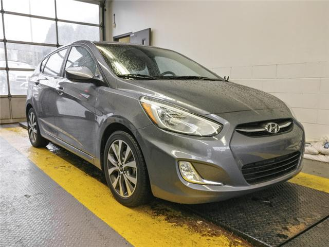 2017 Hyundai Accent SE (Stk: 9-6015-0) in Burnaby - Image 2 of 22